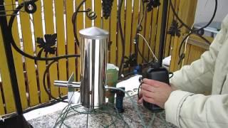 Дымогенератор Hobbi для копчения