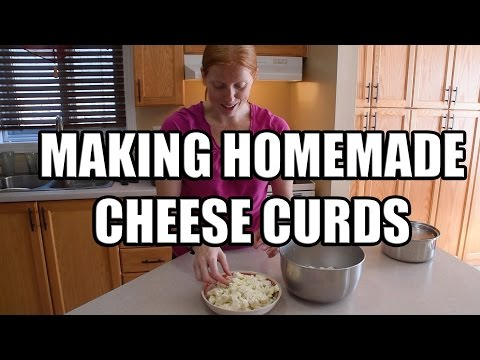 DIY CHEESE CURDS - CANADIAN FOOD | Freckle Finance