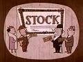 Beware Penny Stocks & Whisper Earnings - Vintage Cartoon Clip