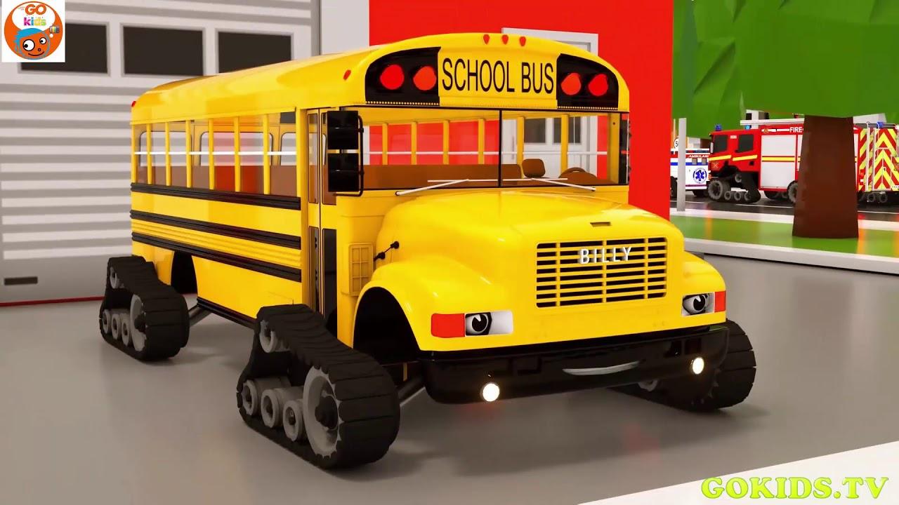 video children   Car Cartoons For KIds    Go Kids TV