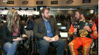 Truex: We'Re Here To Win, And That'S All That Matters