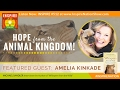 🌟 AMELIA KINKADE: What Animals Are Trying to Teach Us | Whispers from the Wild | Animal Psychic