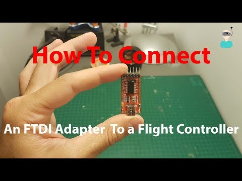 How To Connect An FTDI Adapter To A UART Port