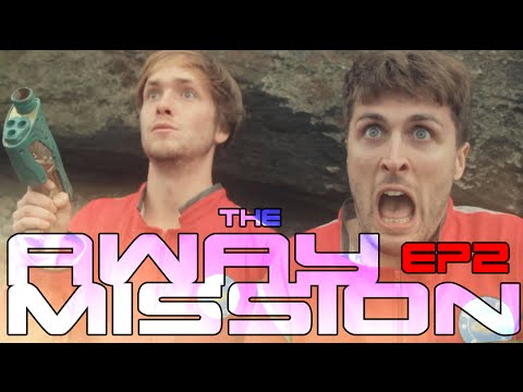 STAR TREK PARODY COMEDY SERIES - The Away Mission Ep2 : BANG BANG