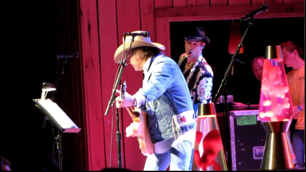 Dwight Yoakam - Long White Cadillac At Renfro Valley - YouTube