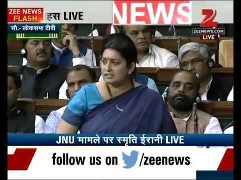 Irani speech in Parliament however childrens in class 4th & 6 Th