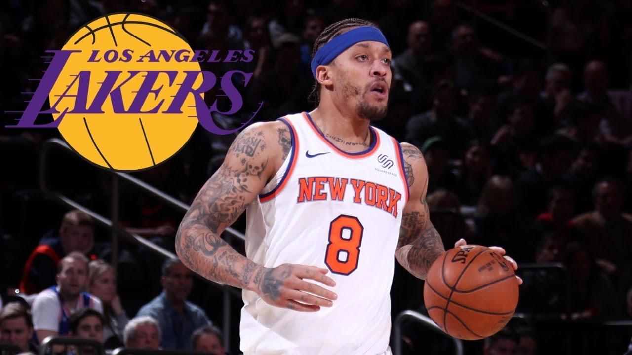 Michael Beasley Agrees to Lakers Contract After 1 Season with Knicks ... 503b563bc