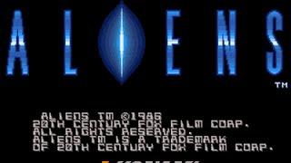 Aliens for Arcades from Konami