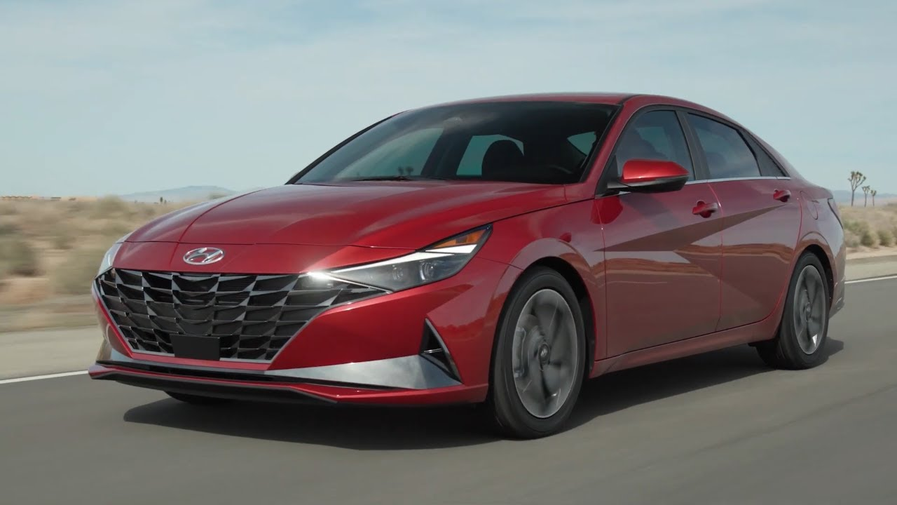 first look 2021 hyundai elantra 20  youtube
