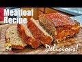 Meatloaf Recipe   Easy Meatloaf Recipe