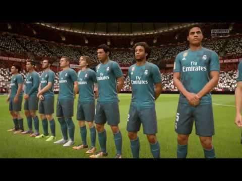 FIFA 18  - FC Bayern VS Real Madrid