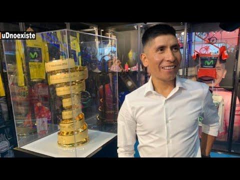 Nairo Quintana, está