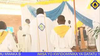 Ntakikunanira Yezu Unesha Urupfu! - Sanctuaire Mont Sion Bujumbura