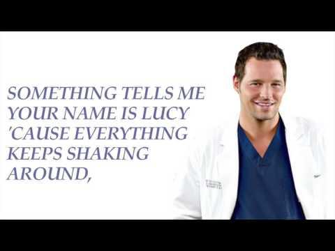 Running on sunshine - Grey's Anatomy Cast (Lyrics)