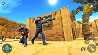 Encounter Terrorist Strike - Android GamePlay - FPS Shooting Games Android