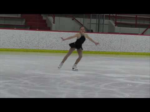 Solana Crowe Junior Women SP - 2017 Calgary Winter Invitational