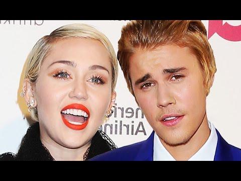 Miley Cyrus Reacts To Justin Bieber Pregnancy Rumor