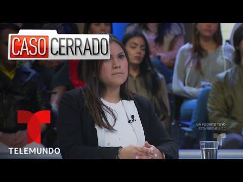 De héroe a villano😈👧🚒 | Caso Cerrado | Telemundo