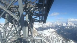Dolomity,  Malga Ciapela - Marmolada HD