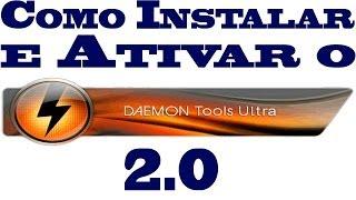 Como Instalar e Ativar o DAEMON Tools Ultra 2.0 - MaurilioTech
