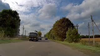 ПУТЕШЕСТВИЕ НА МАШИНЕ ПО ТРАССЕ Н-01 (КИЕВ – ОБУХОВ). ДОСТОПРИЕЧАТЕЛЬНОСТИ. ДОРОГИ УКРАИНЫ.