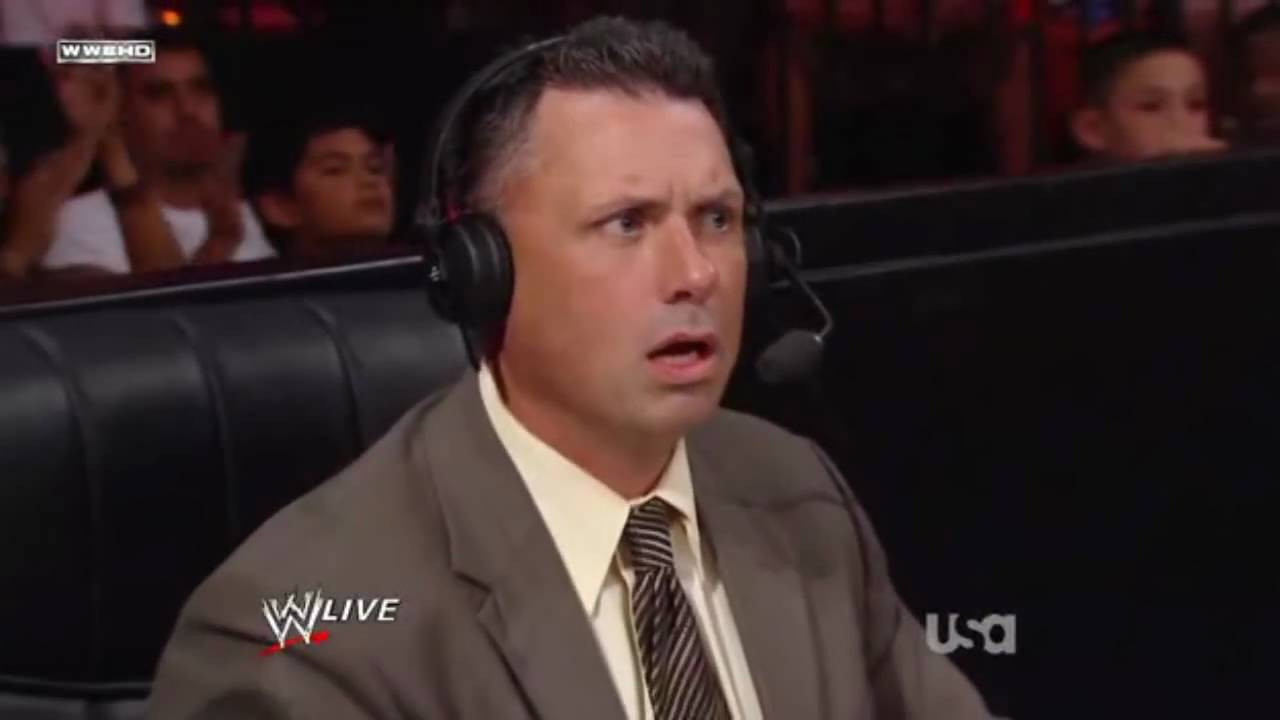 michael cole cagematch