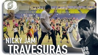 Nicky Jam TRAVESURAS Salsation choreography by Alejandro Angulo