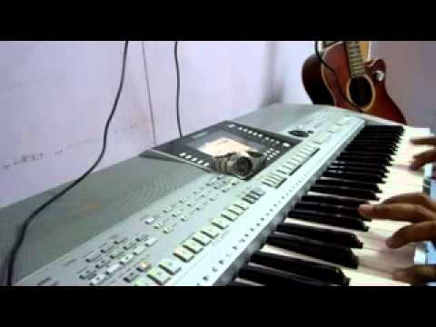 Bawa Aku Pergi...by Zizan and Kaka..cover by..amin...Yamaha PSR 910 Keyboard