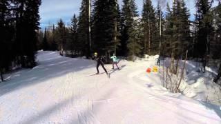 Dawn Mountain Nordic Centre KHMR Golden BC