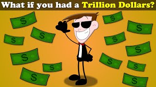 What if you had a Trillion Dollars? | #aumsum #kids #science #education #children