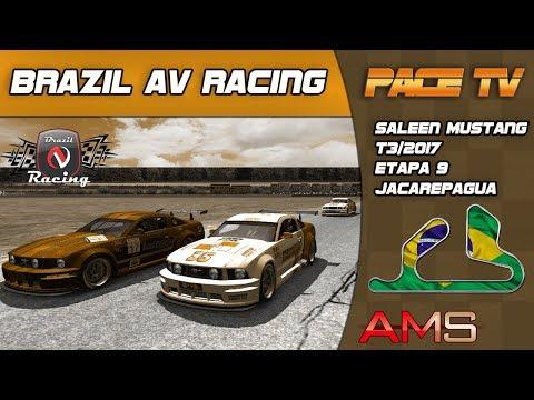 BRAZIL AV RACING -MUSTANG - T3/2017 - ETAPA 9 - JACAREPAGUÁ