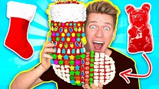 Download DIY Edible Candy Gifts!!! *FUNNY PRANKS* Learn How To Prank Using Candy & Food Christmas Supplies Mp3 and Videos