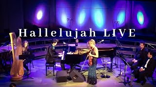Hallelujah Live With Orchestra