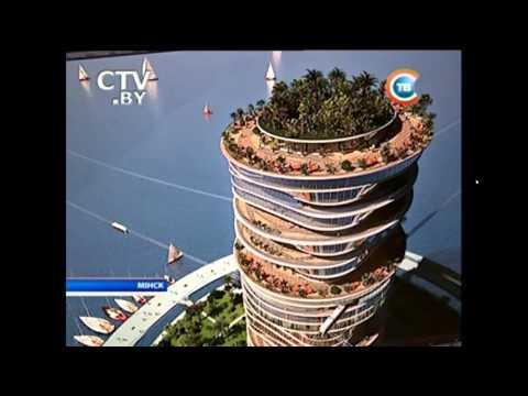 Телевизионный репортаж СТВ о SkyWay. Минск