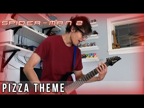 Spider-Man 2: Pizza Theme - Metal Cover | Christian Richardson