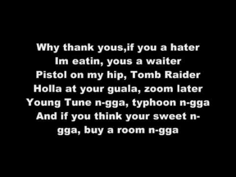 Lil Wayne  Ice Cream Paint Job lyrics