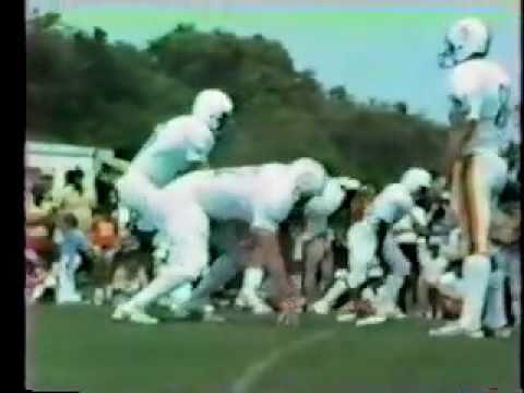 Dan Marino David Woodley Training Camp 1983