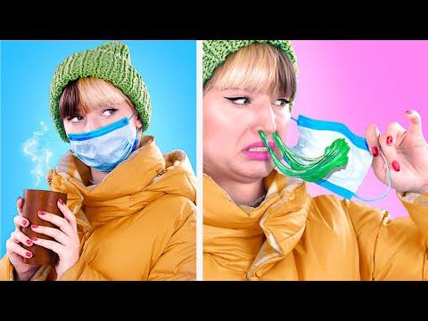 15 неловких ситуаций, знакомые каждой девушке зимой