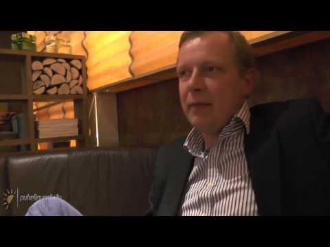 Haastattelussa Jollan myyntijohtaja Mikko Pyykkö