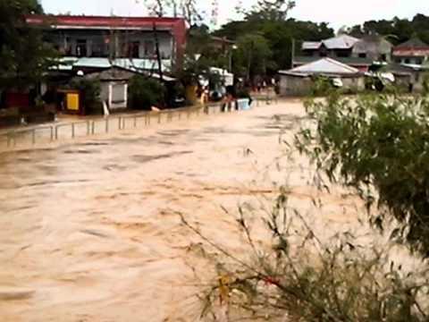 "San Juan,San Miguel,Bulacan       ""FLOODED AREA"""