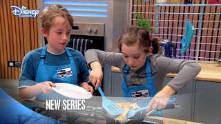 First Class Chefs - Starts Today at 4:30pm! - Official Disney Channel UK HD