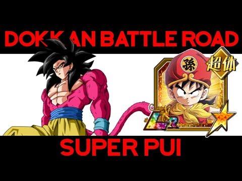 Réussir le Super Battle Road SUPER PUI - DOKKAN BATTLE