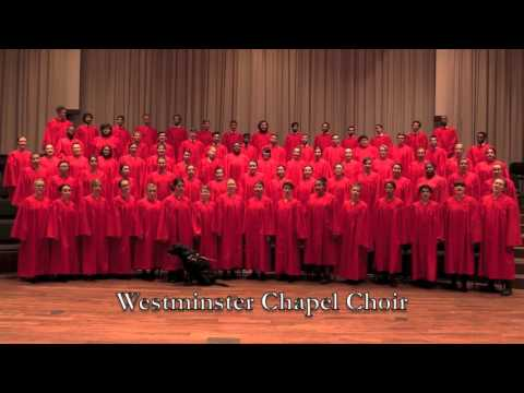 Happy Birthday from Westminster Choir College