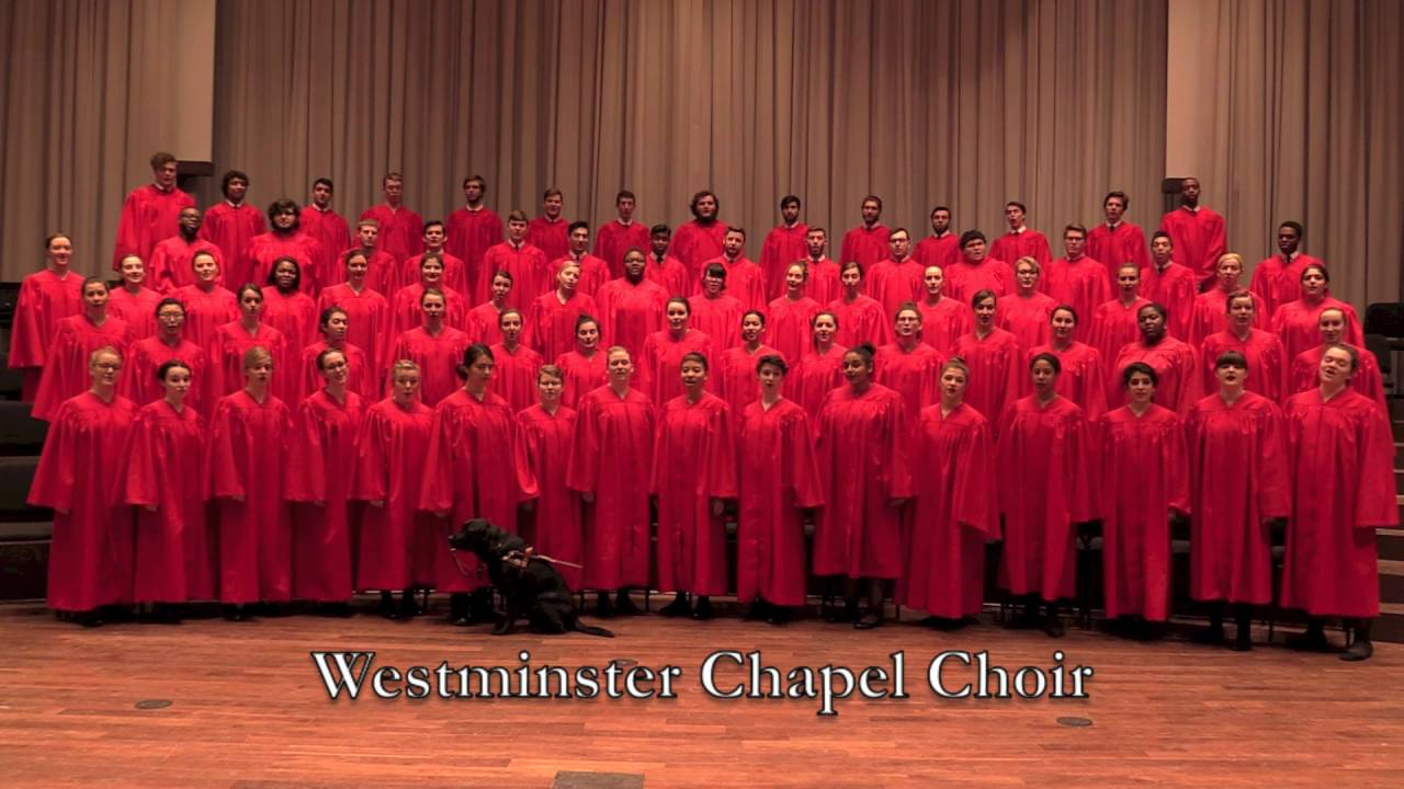 Happy Birthday From Westminster Choir College Youtube