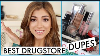Best Drugstore Dupes & Beauty Alternatives #AmeliaLianaDrugstoreWeek Thumbnail