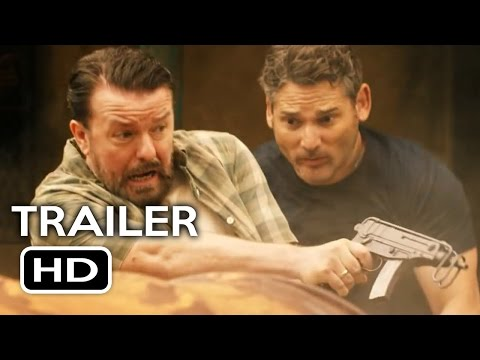 Special Correspondents Official Trailer #1 (2016) Ricky Gerv