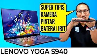 Laptop Tipis Terbaik dari Lenovo: Review Yoga S940 - Indonesia