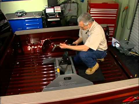 Bw Companion 5th Wheel Hitch Installation Demonstration Youtube