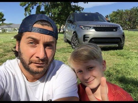 Land Rover Discovery 2017 - A Bordo En Vivo (feat. Luca Gabaldoni)