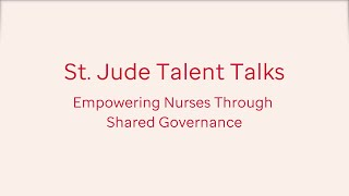 Empowering Nurses Through Shared Governance